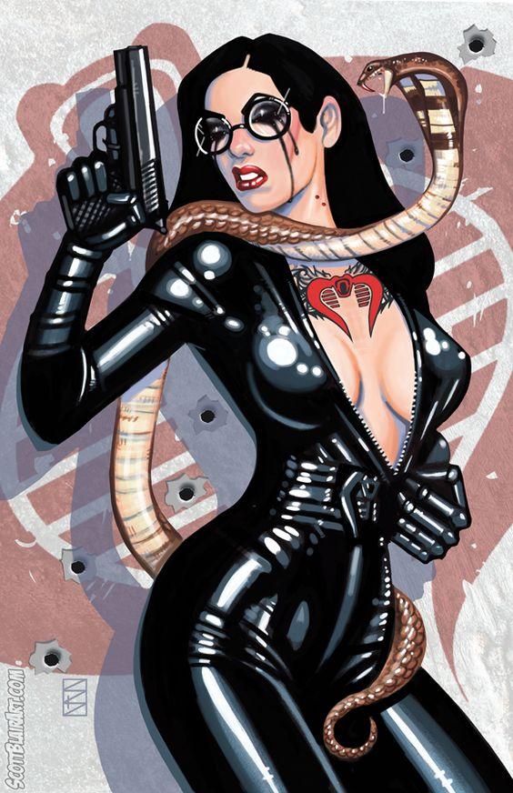 Cobra - The Baroness by Scott Blair *