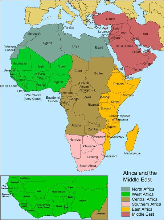 Africa Regions Kenya Pinterest Africa and Kenya