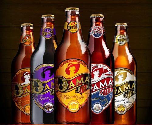 Cervejaria Dama Bier. Piracicaba-SP. #brazil #beer
