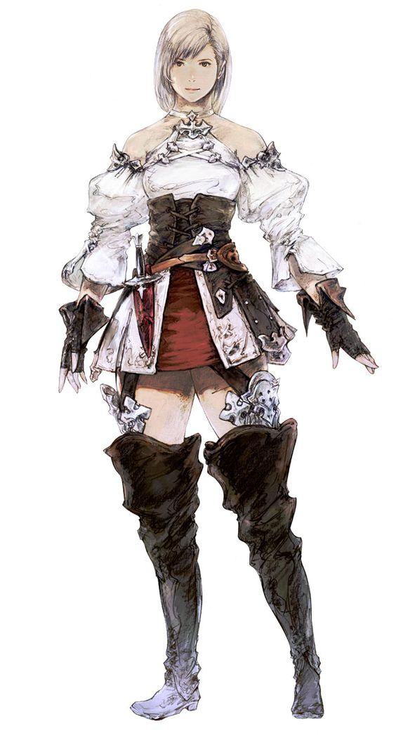 Final fantasy xiv hyur female - photo#8