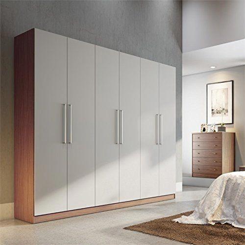 Atlin Designs 91 Sectional Wardrobe In Off White Tango Furniture Wardrobe Design Bedroom Cupboard Design White Wardrobe Bedroom