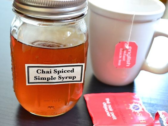 Chai spiced simple syrup | Recipe | Spices, Simple and ...