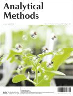 Detection of the organophosphorus nerve agent VX and its hydrolysis products in white mustard plants grown in contaminated soil. Matthew R. Gravett, Matthew J. Baker et al.