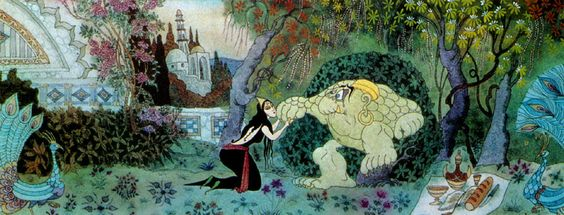 Meme and the enchanted Prince - The Thief and the Cobbler, a 1993 British animated fantasy film directed, co-written and co-produced by Canadian animator Richard Williams