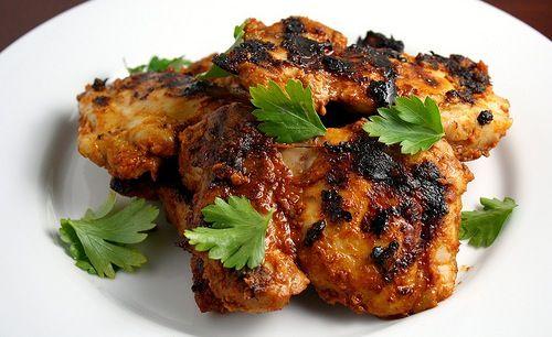 Siracha BBQ Chicken #weightwatchers