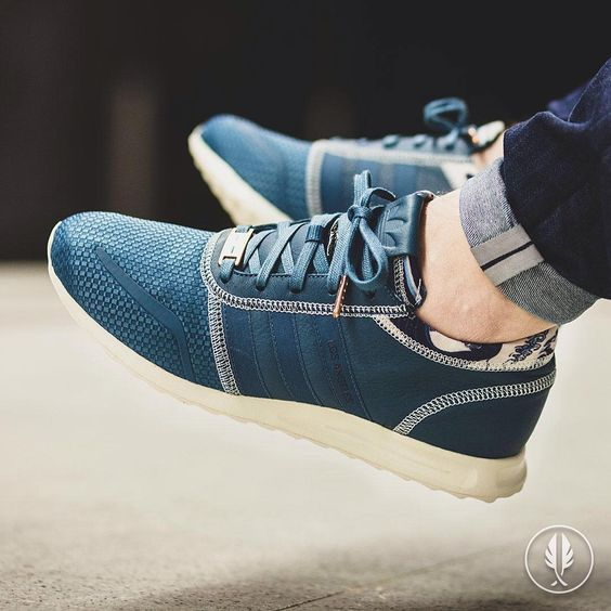 """""""Adidas x Italia Independent Los Angeles"""" •Blanch Blue•"""