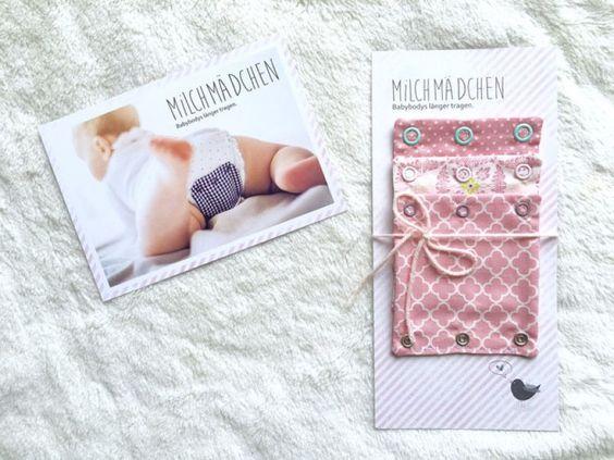 3er Set - Bodyerweiterung *Girl* - Milchmädchen Online-Shop