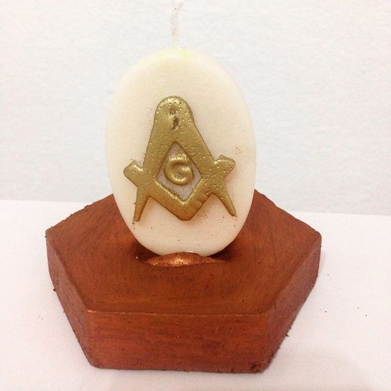 Vela símbolo da Maçonaria
