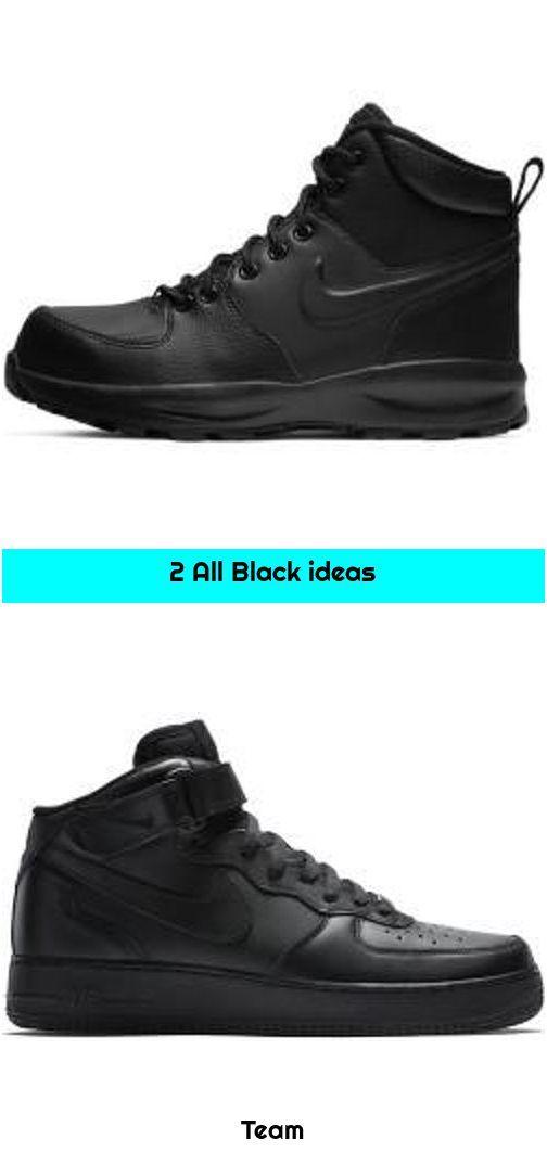48++ Black nike boots mens ideas info