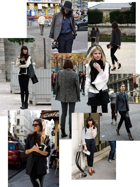 French Style, French And French Girls On Pinterest