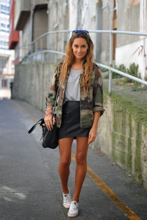 stellawantstodie. Love the jacket Style clothing fashion women apparel outfit