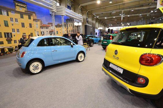 Dzieje się na Motor Show Poznań 2015! Zapraszamy na stoisko Fiata! :)