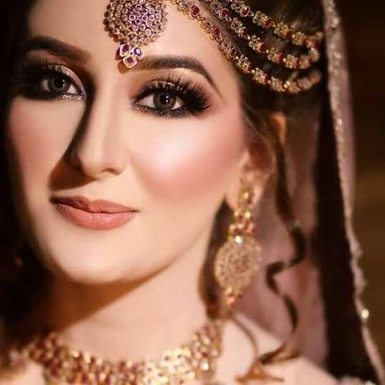 Eye Makeup Pakistani Bridal Makeup Bridal Eye Makeup Bridal