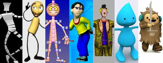 Funny Cartoon Characters Cartoons And Characters On