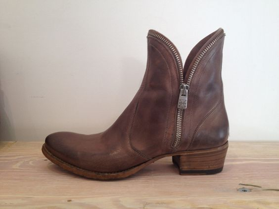 Pantanetti Zip Boot