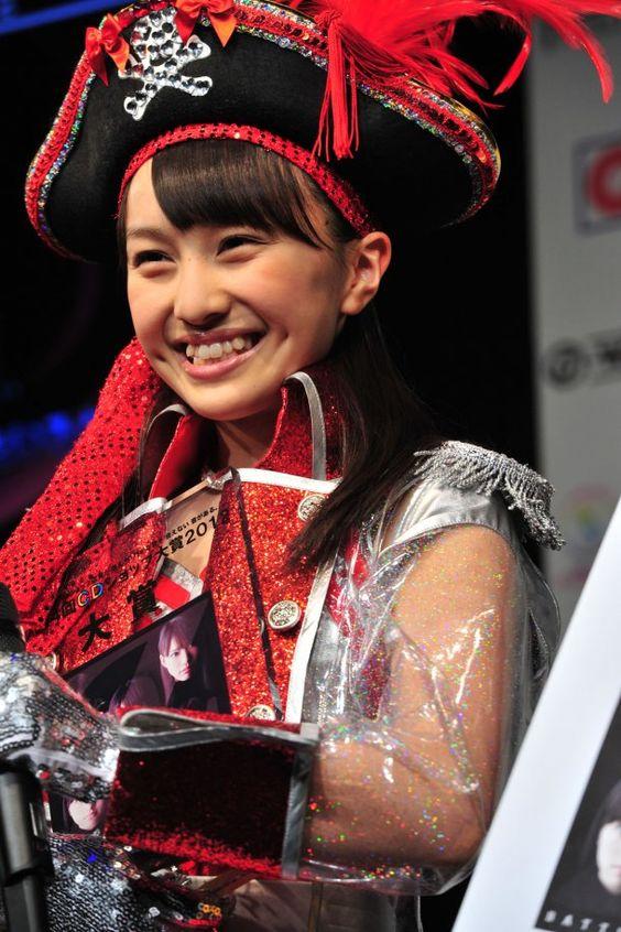 笑顔が最高な百田夏菜子