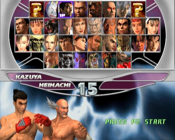 Tekken Tag Tournament Game Preview