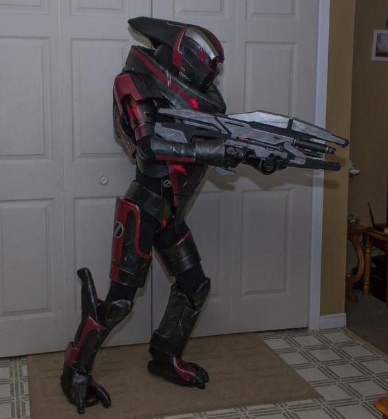 Mass Effect Turian