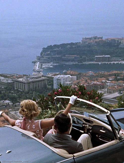 Monte Carlo is located in the French Riviera in Western Europe and is bordered by France on three sides.