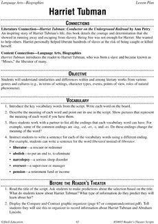 How To Write An Essay In High School Photo Essay Exploring The Harriet Tubman Underground Railroad Harriet Tubman  Thesis Statement Techlive Biz How To Write A Good Essay For High School also Narrative Essay Thesis Statement Examples Homework Help In Economics  The Lodges Of Colorado Springs Harriet  An Essay On Newspaper