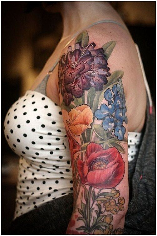 Tattoo History And What They Mean Today Tattoos For Women Half