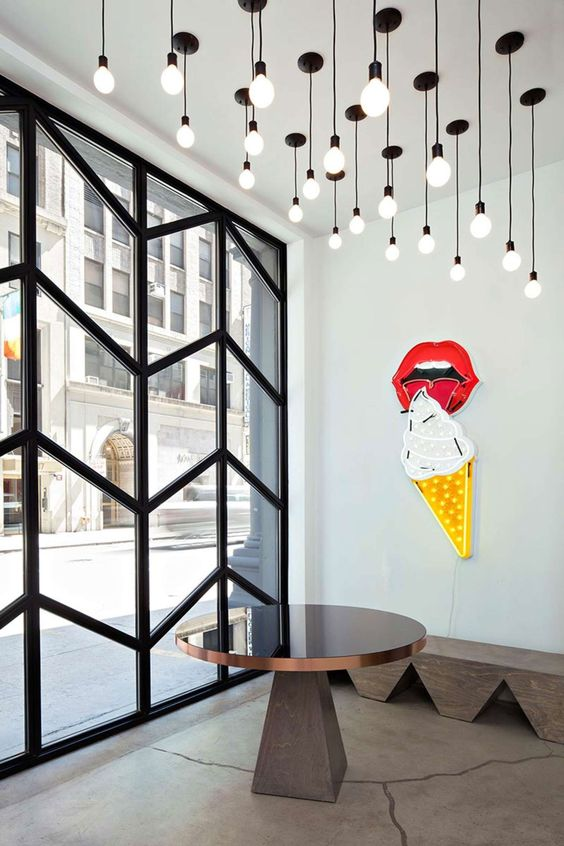 NYC Firehouse Transformed into a Cool-town HQ by Rafael De Cardenas Architecture At Large