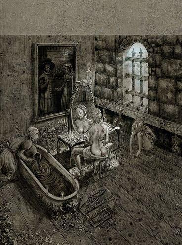 vampiros -  Los vampiros a través de la historia  1a0e0c3603d70ae67d297a2b86b5a19e