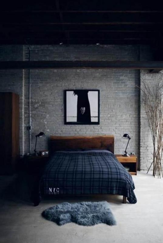 Tips para crear un dormitorio estilo industrial - Contenido seleccionado con la ayuda de http://r4s.to/r4s