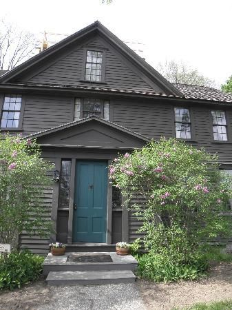 Orchard House in Concord, Mass. Home of my favorite author Lousia May Alcott. Still have not forgiven myself for sitting in the car while my mom took the amazing tour. Dang you teenage immaturity!