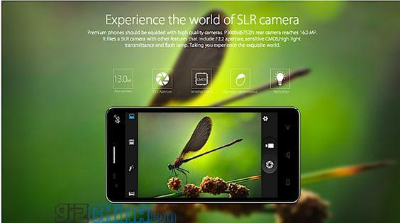 Mola: Elephone actualizará su Elephone P3000S