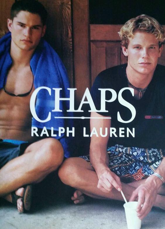 Chaps, Ralph Lauren (2001)