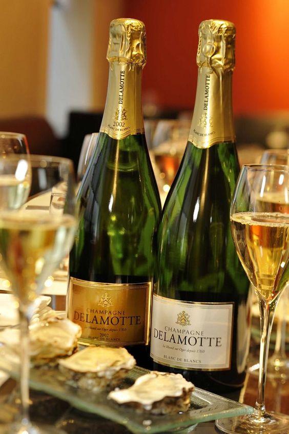 Pinterest the world s catalog of ideas for Champagne delamotte