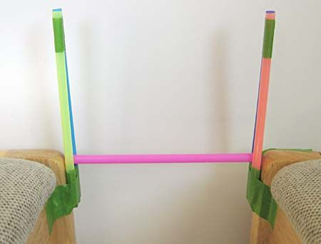 how to make paper suspension bridge model