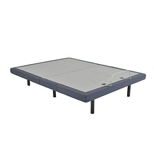 Omne Sleep Adjustable Motorized Bed Frame And Base Programmable Multiple Positions With Wireless Remote Bed Frame Outdoor Decor Outdoor Furniture