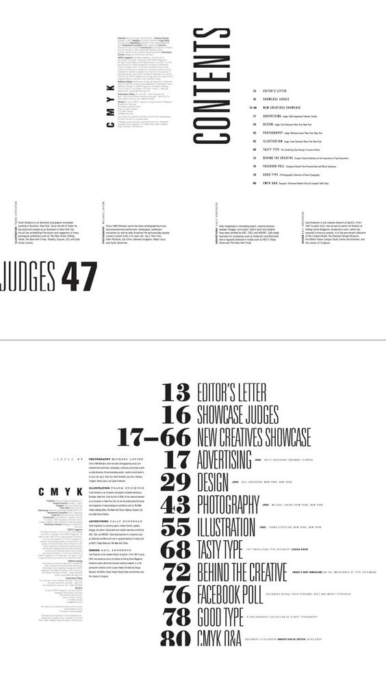30 table of contents layout designs best design options for Table layout design