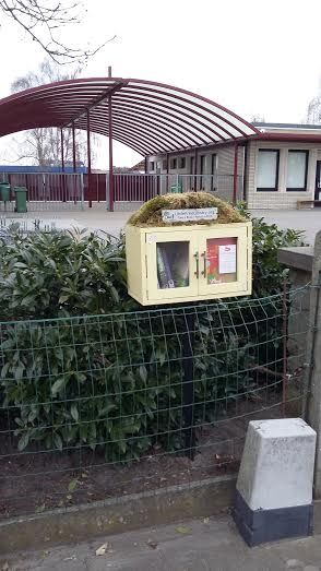 Little Free Library Dendermonde 3