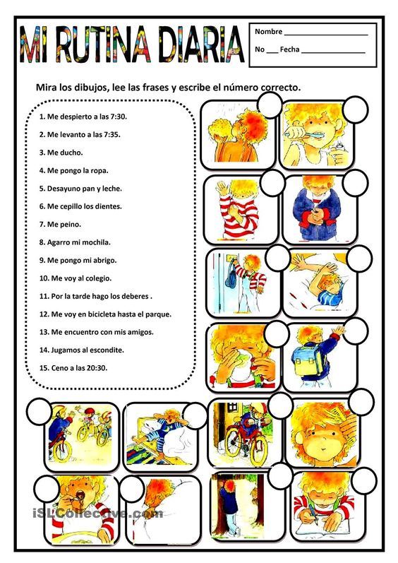 Worksheets, Printables and Student-centered resources on ...