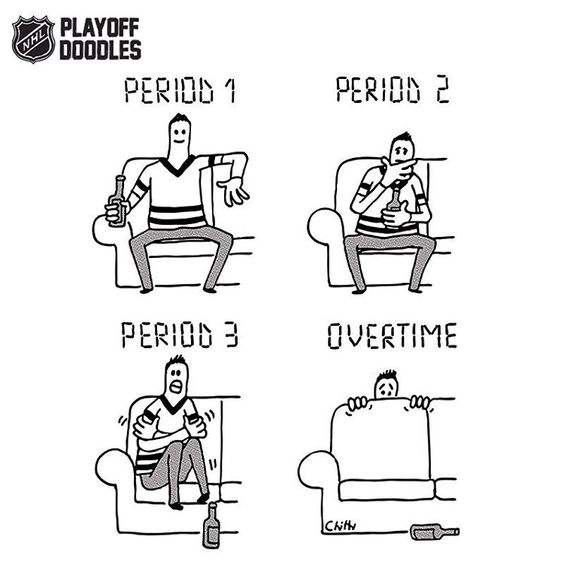 ➡️➡️➡️ #PlayoffDoodles #StanleyCup