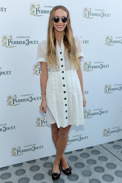 Harley Viera-Newton - Celebs Celebrate the Enchanting Tree in NYC