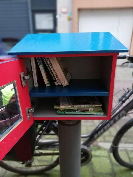 boekenruilkast Borgerhout