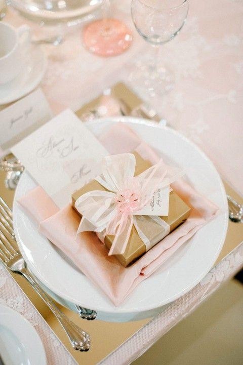 82 Subtle Blush And Gold Wedding Ideas   HappyWedd.com