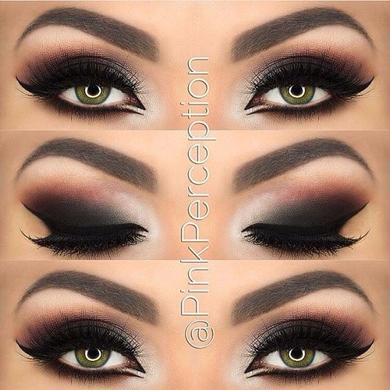 Smoky eye                                                       …                                                                                                                                                                                 Mais: