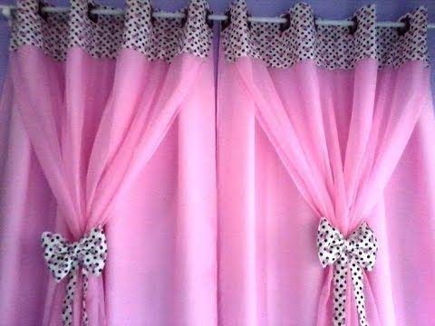 احدث موديلات الستائر لغرف النوم ستائر وردي لغرف النوم Pink