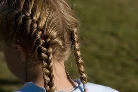 Resultado de imagen para peinados con 2 trenzas a los costados
