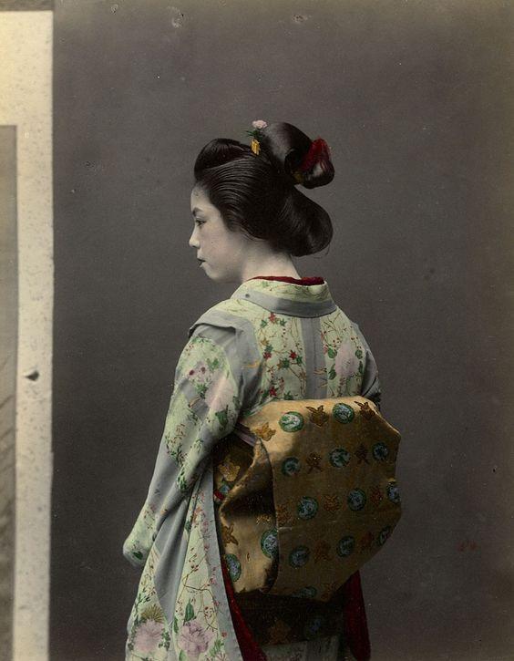 Kōzaburō Tamamura | Porträt einer Geisha | Museum für Kunst und Gewerbe Hamburg
