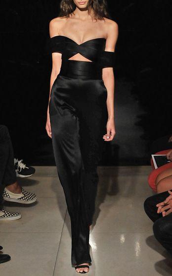 Brandon Maxwell Spring Summer 2016 Look 25 on Moda Operandi