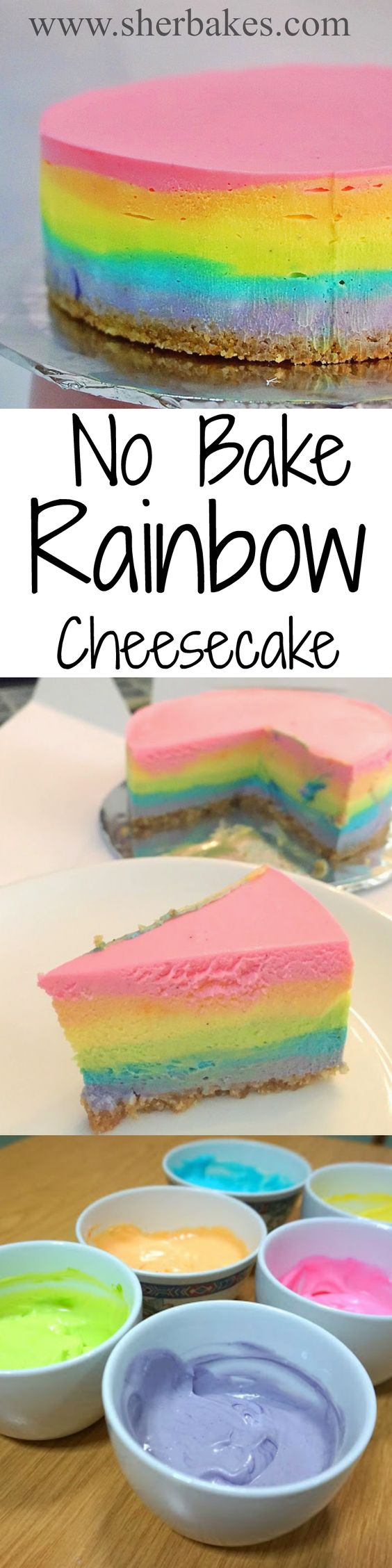 how to make cheesecake step by step with pictures