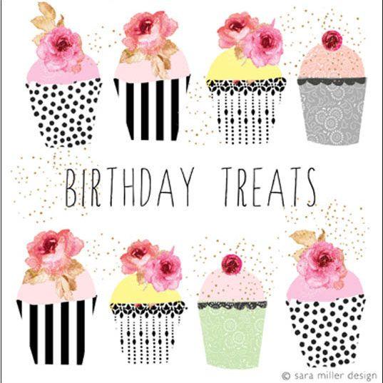 Kuku Sunnipaeva Kaart Cupcake Birthday Cards Birthday Card Pictures Happy Birthday Cards