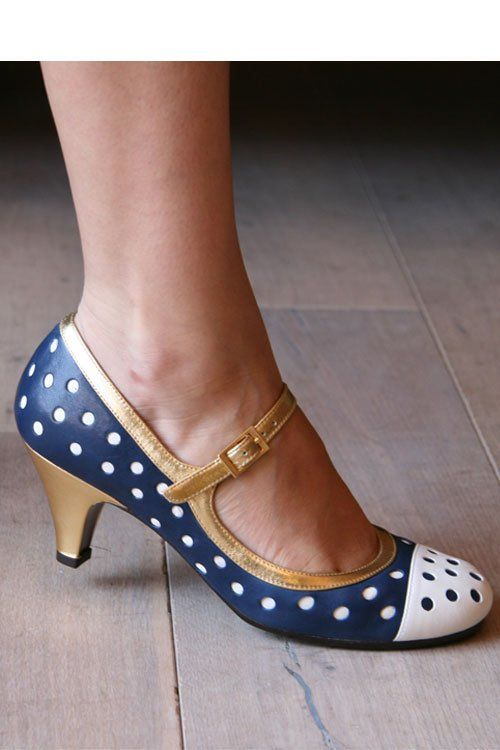 shabby chic.heels