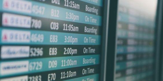 Guía de indemnizaciones si retrasan tu vuelo, lo cancelan o hay 'overbooking' (INFOGRAFÍA)
